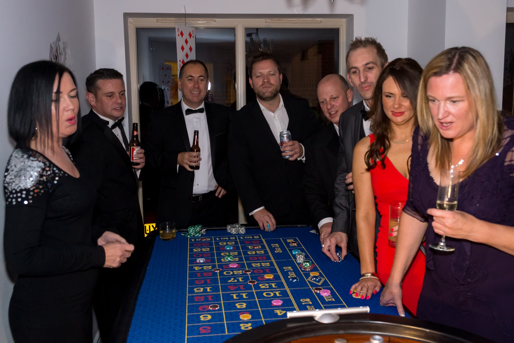 Midlands casino hire