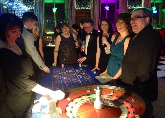 Little Las Vegas Fun Casino Party Night