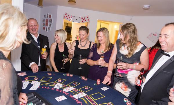 Casino Hire Derby - Little Las Vegas