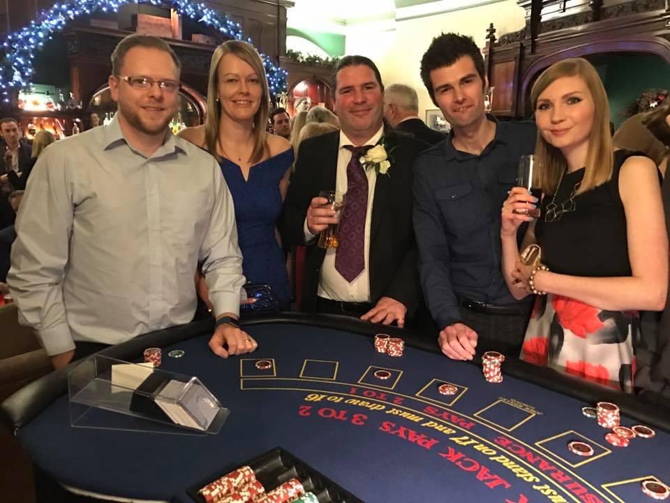 Casino Hire Nottingham
