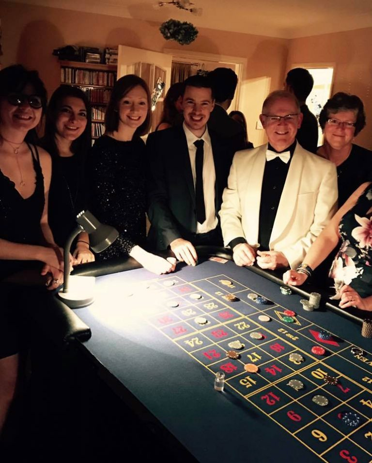 Casino table hire nottingham