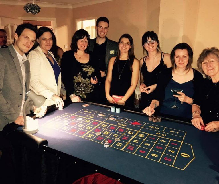 Casino Hire Nottingham
