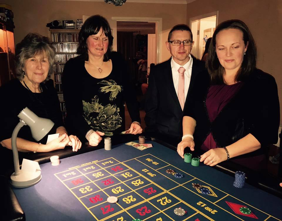 Casino House Party nottinghamshire