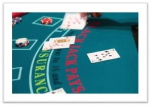 Little Las Vegas Blackjack Hire