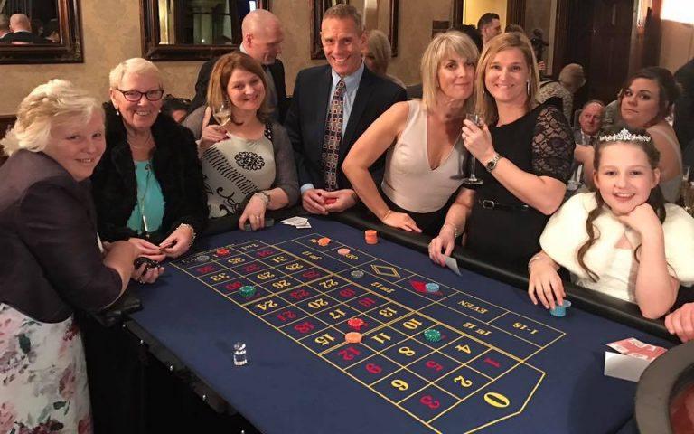 Wedding Casino Hire derbyshire