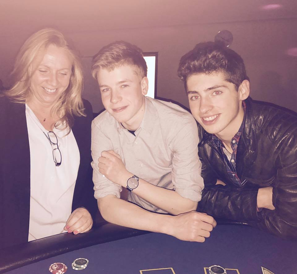 Casino birthday party